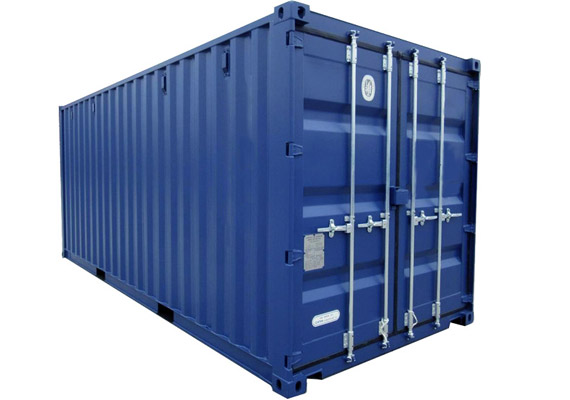 20FT Ground Storage Container Cardiff